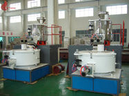 Cooling High Speed Mixer For PVC Cable / Plastics , industrial mixing equipment