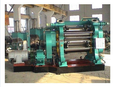 CE Certification Five Roller Calender Machine , Textile Calender / Rubber Calender