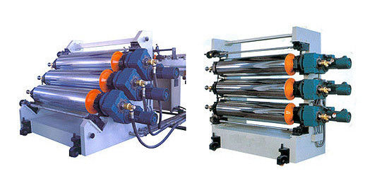 Four Five Roll  Rubber PVC Calender Machine With CE Certificate