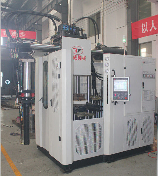 Horizontal Silicone Injection Molding Machine Glue Preheating Function