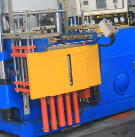 Cylinder Diameter 400mm Rubber Vulcanizing Machine Production Of Silicone Non - Slip Pad