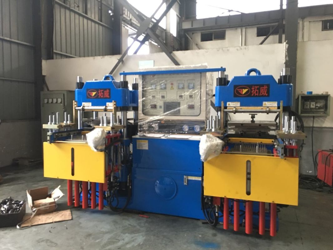 200 Tons Rubber Injection Moulding Machine Hot Press Molding Machine For Auto Parts